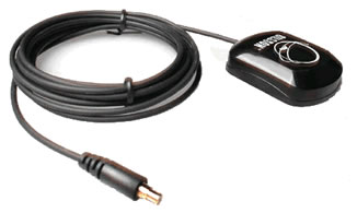 Active external GPS antenna with MCX connection